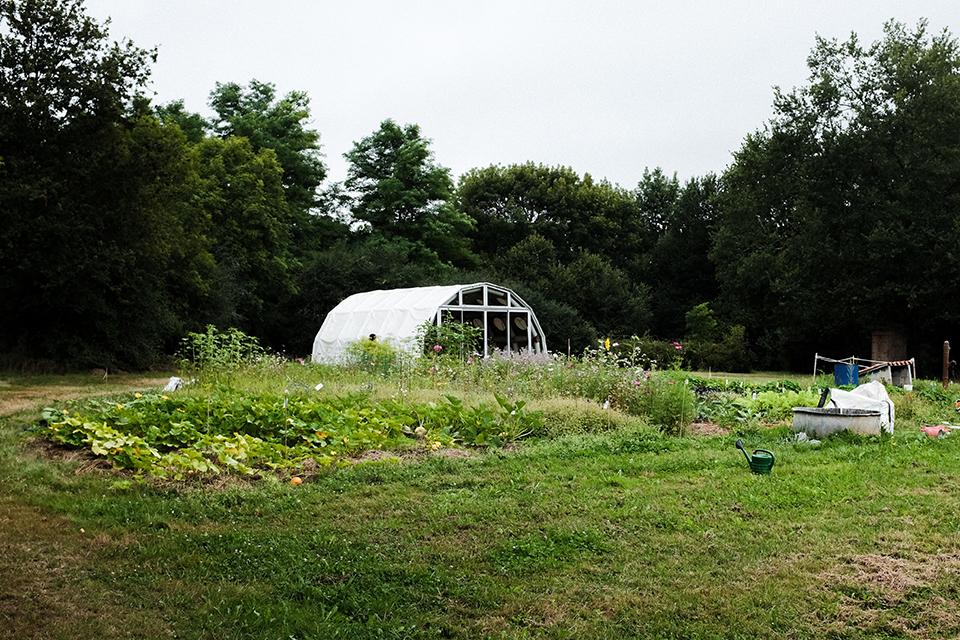 boisbuchet garden pavillion