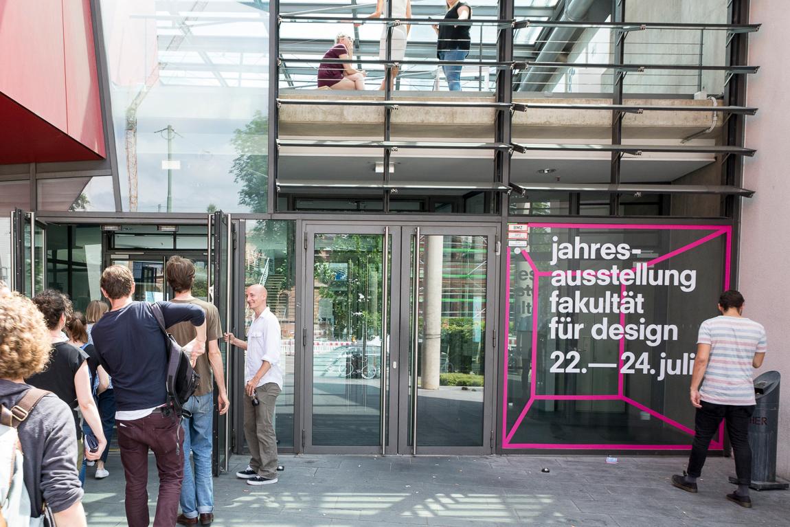 exhibition entry jahresausstellung