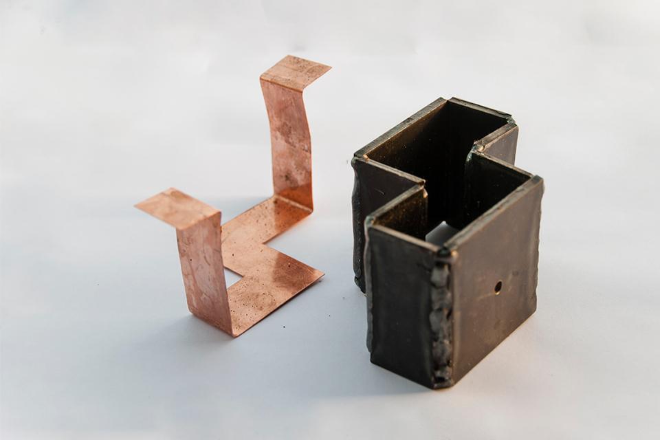 metal mould