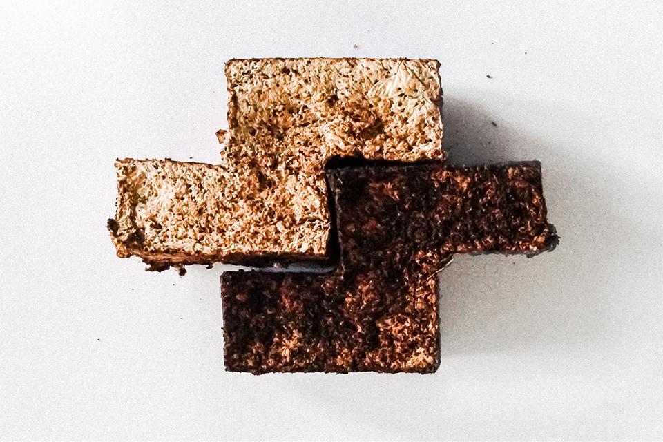 nutritious brick material
