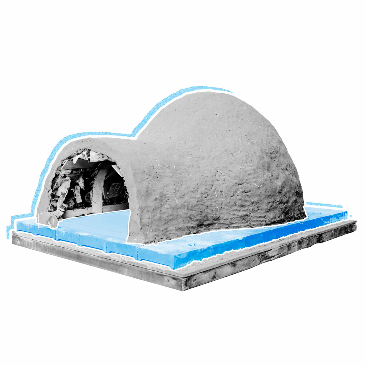 1 pizza oven
